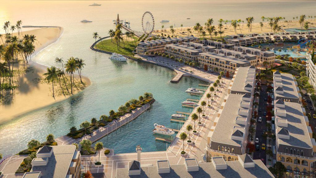 Bến du thuyền triệu đô tại Venezia Beach