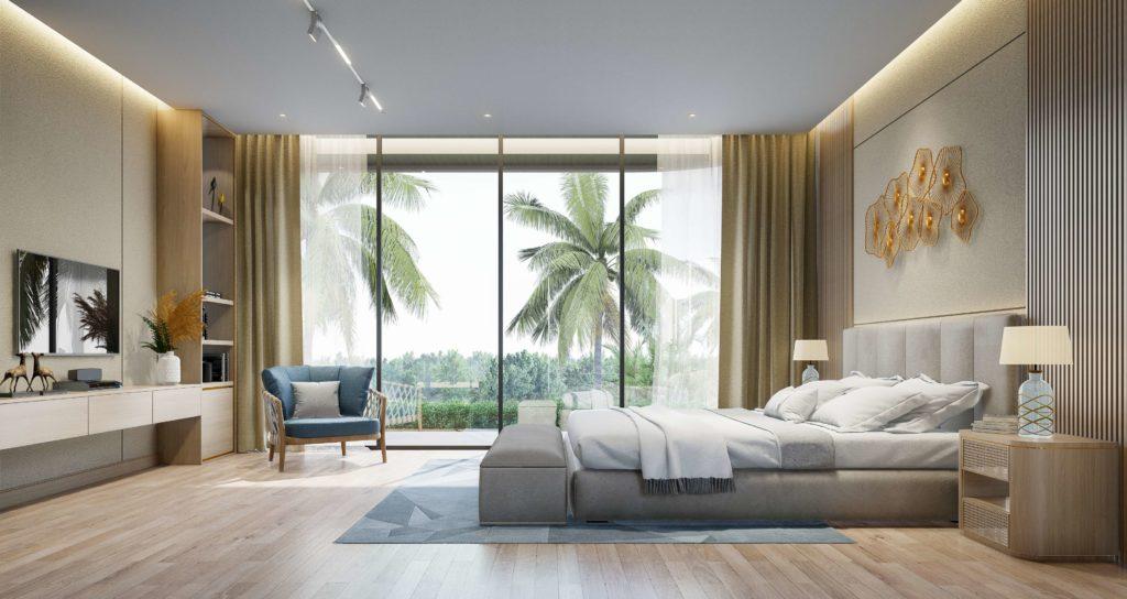 Nội thất bàn giao siêu biệt thự biển đẳng cấp dự án Venezia Beach theo tiêu chuẩn 5 sao