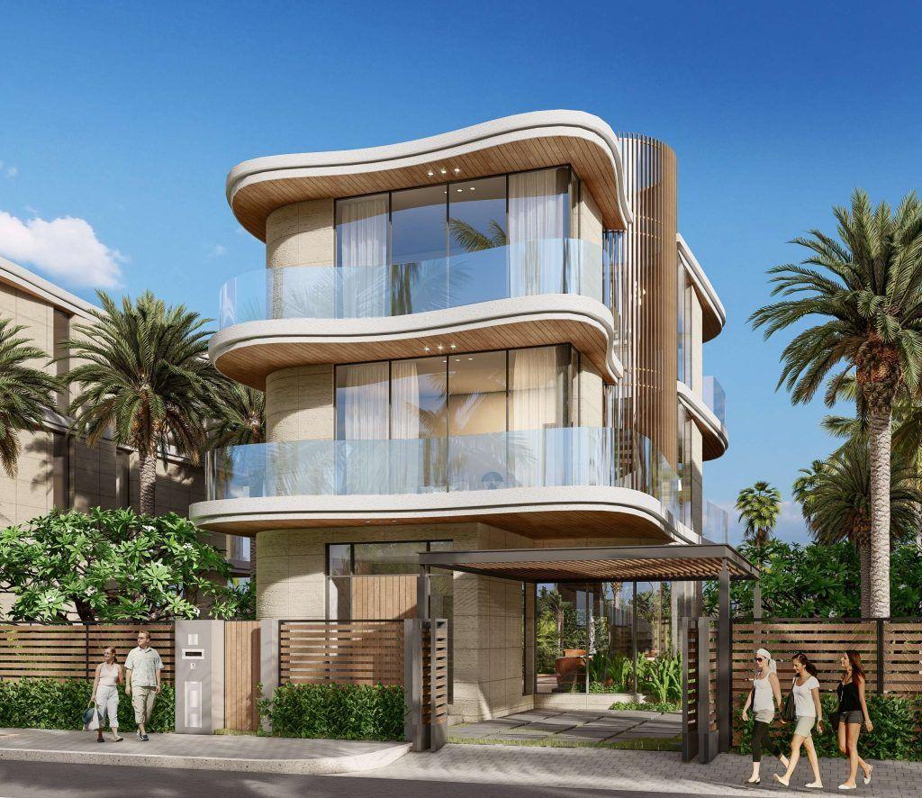 Thiết kế chi tiết sản phẩm Biệt thự đơn lập tại dự án Venezia Beach