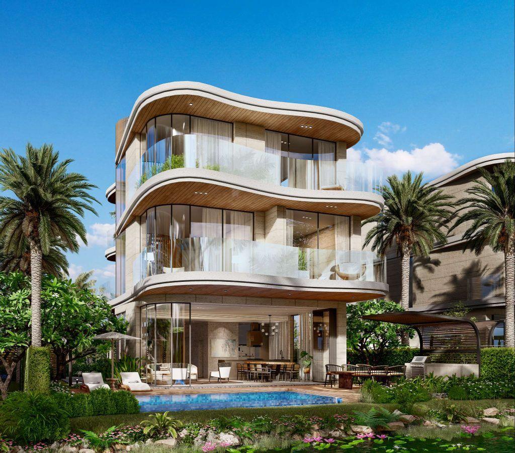 Thiết kế chi tiết sản phẩm Biệt thự đơn lập tại dự án Venezia Beach Hồ Tràm