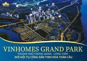 Vinhomes Grand Park đại đô thị thông minh