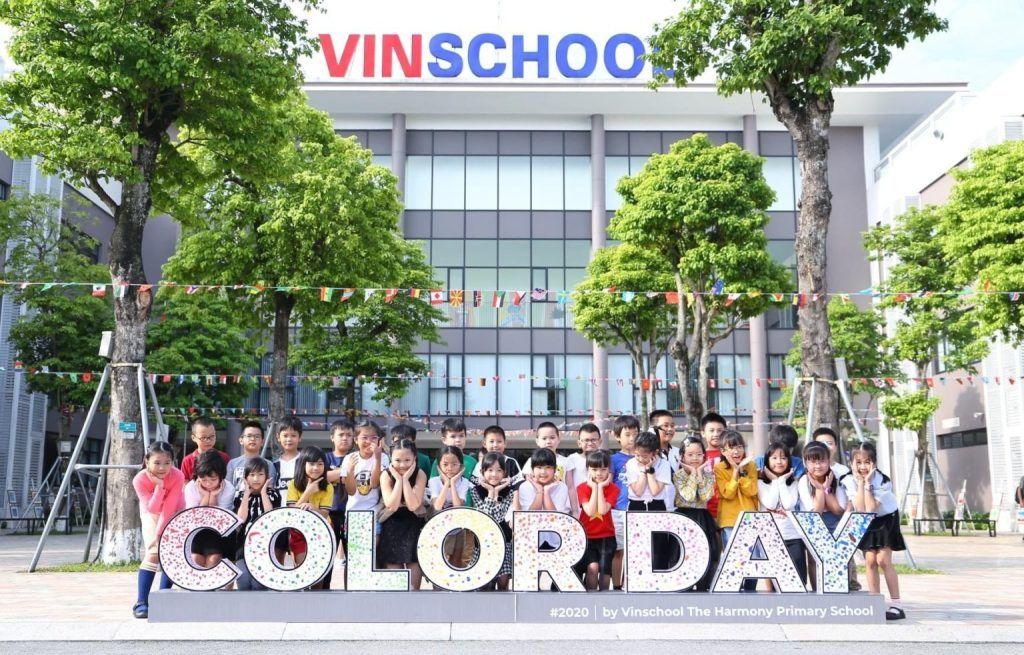 Học sinh trường Vinschool