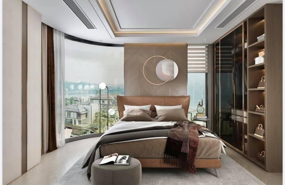 Hình ảnh thiết kế nhà mẫu 3D căn hộ mang tiêu chuẩn Diamond The Beverly Vinhomes Grand Park