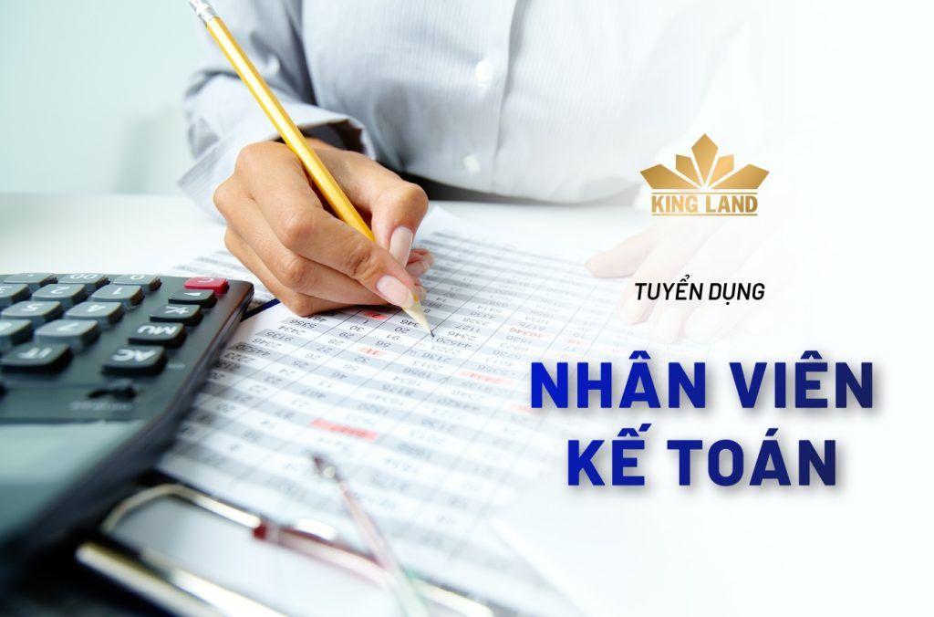 King Land tuyển dụng nhân viên Kế toán