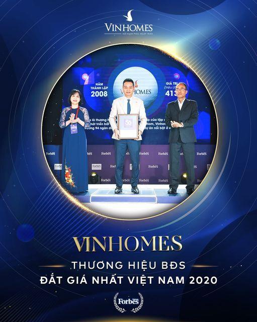 CĐT phân khu The Beverly - Vinhomes nhận giải thưởng