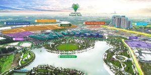 Tổng quan dự án Vinhomes Grand Park Nguyễn Xiển Quận 9