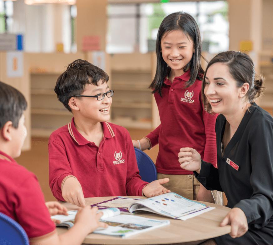 Chất lượng giảng dạy tại Vinschool