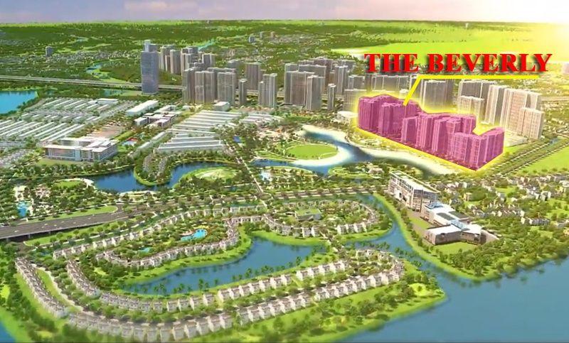 The Beverly Vinhomes Grand Park Quận 9