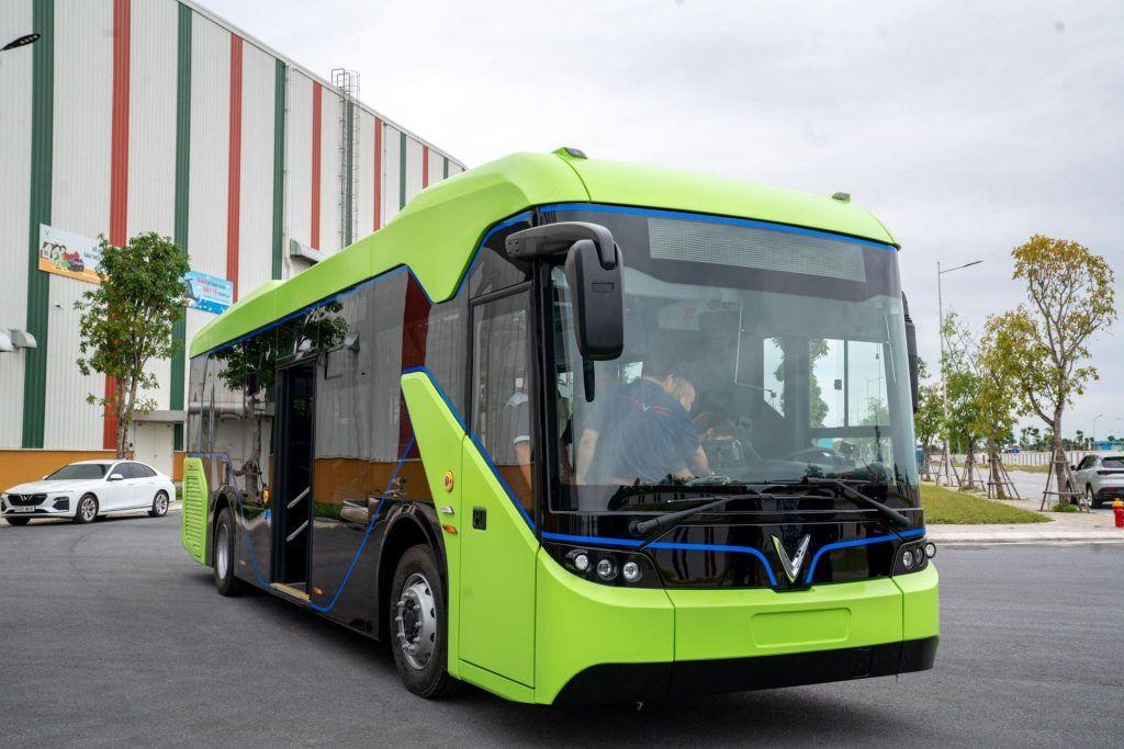 Hệ thống Vinbus phục vụ cư dân Vinhomes kết nối tiện ích nội ngoại khu và các quận trung tâm