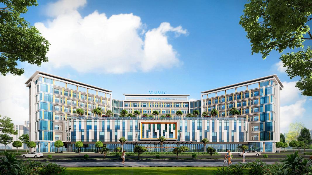 Hệ thống y tế Vinmec Grand Park phục vụ cư dân The Beverly nói riêng là cư dân Vinhomes