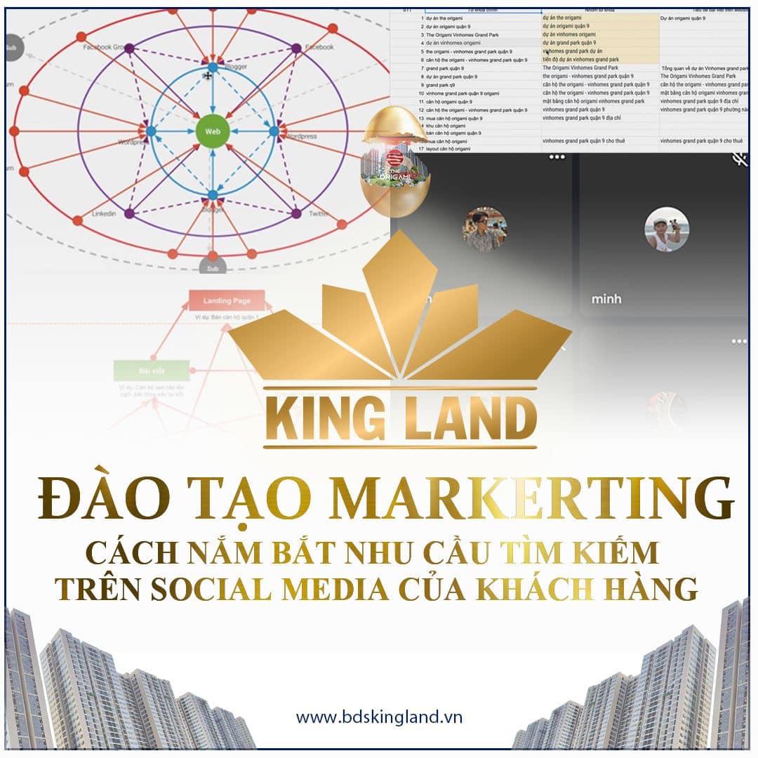 Đào tạo marketing cho NVKD