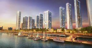 Phối cảnh dự án Vinhomes Golden River (1)
