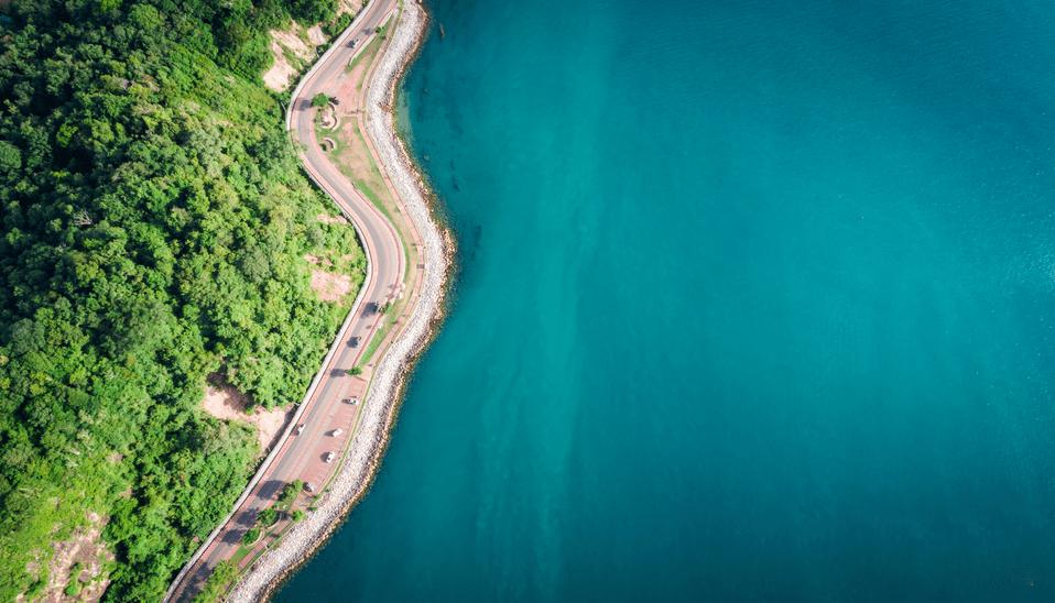 Cận cảnh cung đường resort triệu đô Hồ Tràm Bình Châu