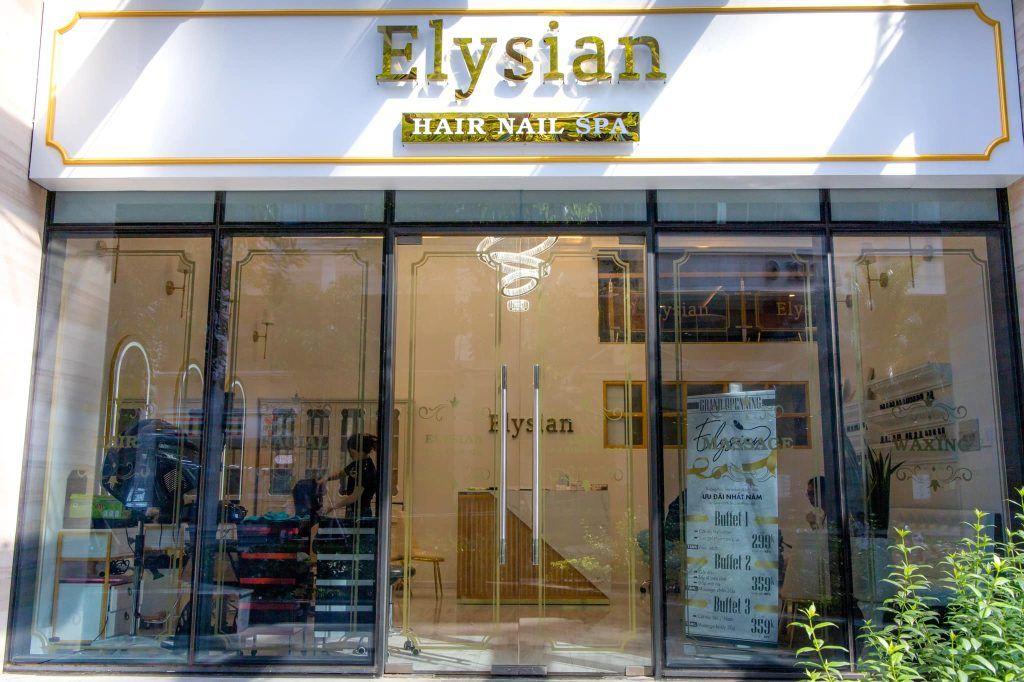 Shophouse Salon làm đẹp tại Vinhomes Golden River