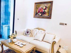 Nội thất cao cấp phòng khách căn hộ 1PN